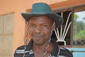The Water Project: Nduumoni Community A -  Bramwel Mwenzwa Muu