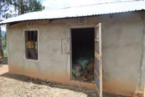 The Water Project: Nduumoni Community -  Chicken Coop