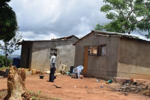 The Water Project: Nduumoni Community A -  Homestead