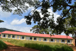 The Water Project: Kavyuni Salvation Army Primary School -  School Grounds