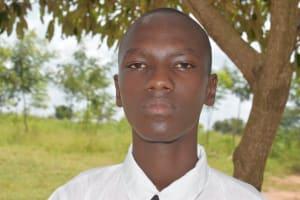 The Water Project: Kaketi Secondary School -  Student James
