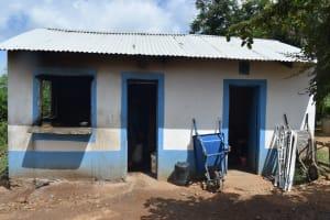The Water Project: Kaketi Secondary School -  Kitchen