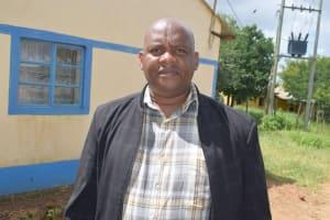 The Water Project: Kaketi Secondary School -  Richard Manthi