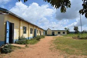 The Water Project: Kaketi Secondary School -  School Buildings