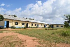 The Water Project: Kaketi Secondary School -  School Grounds