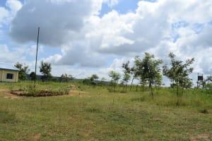 The Water Project: Kaketi Secondary School -  School Play Area