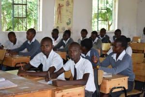 The Water Project: Kaketi Secondary School -  Students