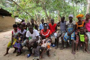 The Water Project: Mathem Community -  Attendees At The Training