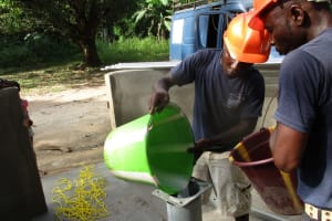 The Water Project: Mathem Community -  Chlorination