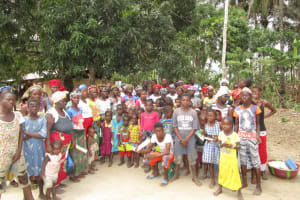 The Water Project: Mathem Community -  Photo Of The Training Attendees