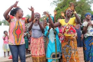 The Water Project: Lokomasama, Menika, DEC Menika Primary School -  Celebrating The Well