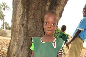 The Water Project: Lokomasama, Menika, DEC Menika Primary School -  Pupil Mabinty