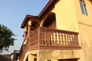 The Water Project: Lungi, Masoila, #3 Kamara Street -  Back Of The Mosque
