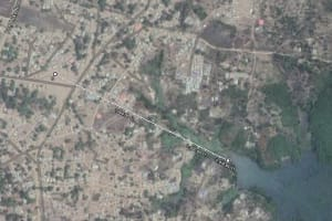 The Water Project: Lungi, Kasongha, DEC Kasongha Primary School -  Distance Between School And The Nearest Open Water Source