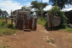 The Water Project: St. Peters Bwanga Primary School -  School Gate