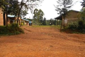 The Water Project: Wavoka Primary School -  School Entrance