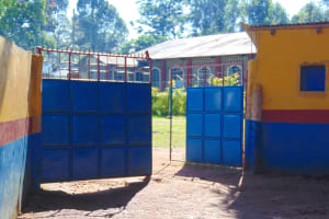 The Water Project: Gimomoi Primary School -  School Gate