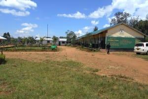 The Water Project: Friends School Manguliro Secondary -  School Grounds