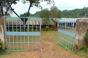 The Water Project: St. Joakim Buyangu Primary School -  School Gate