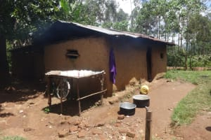 The Water Project: Isikhi Primary School -  Kitchen