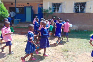The Water Project: Gimengwa Primary School -  Pupils Playing