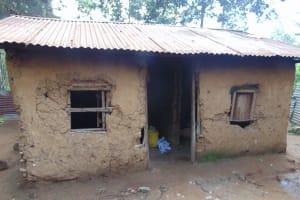 The Water Project: Shikomoli Primary School -  Kitchen