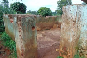 The Water Project: Kitagwa Primary School -  Urinal