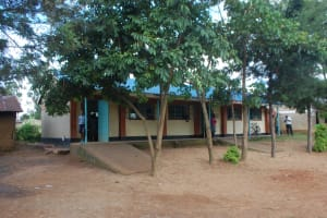 The Water Project: St. Martin's Primary School -  Classrooms