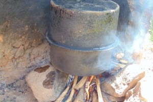 The Water Project: Gimengwa Primary School -  Food Cooking For Lunch