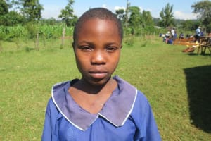 The Water Project: Mwikhupo Primary School -  Student Rebecca