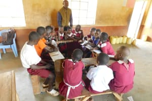 The Water Project: Mulwanda Mixed Primary School -  Group Work Activity