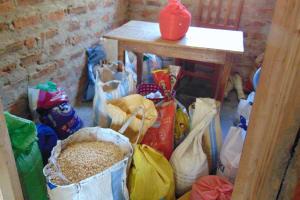The Water Project: Jimarani Primary School -  Food Storage