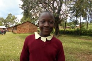 The Water Project: Wavoka Primary School -  Student Valentine