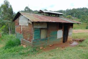 The Water Project: St. Joakim Buyangu Primary School -  Kitchen