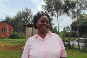 The Water Project: Kitagwa Primary School -  Teacher Irene Kadesa