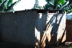 The Water Project: Gimomoi Primary School -  Boys Latrine Block