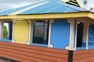 The Water Project: Kapsegeli KAG Primary School -  Co Ed Latrine Block