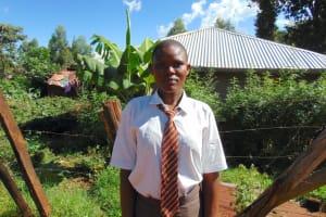 The Water Project: Kitagwa Secondary School -  Student Pamela Minayo