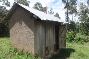 The Water Project: Isikhi Primary School -  The Gents Latrines