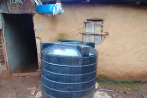 The Water Project: Kitagwa Primary School -  Home Water Source