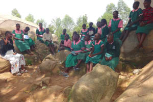 The Water Project: Mwichina Primary School -  Trainer Mary Introduces Herself