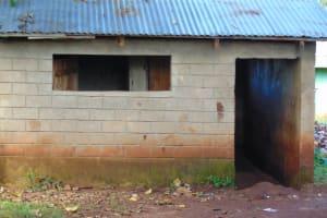 The Water Project: Kitagwa Secondary School -  Girls Latrines