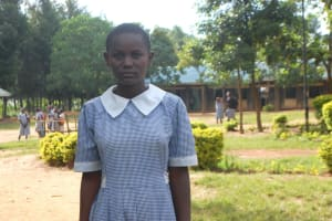 The Water Project: St. Martin's Primary School -  Class Eight Student Noel