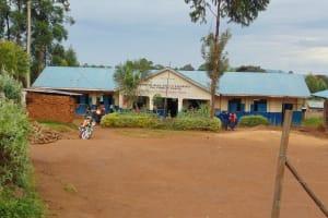 The Water Project: Kapsegeli KAG Primary School -  School Entrance
