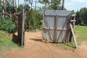 The Water Project: Shikomoli Primary School -  School Entrance