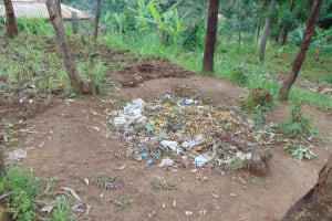 The Water Project: Galona Primary School -  Composit Pit