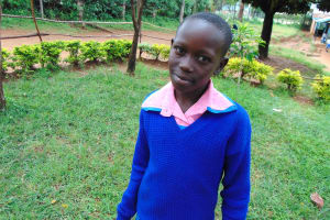 The Water Project: St. Joakim Buyangu Primary School -  Pupil Juliet