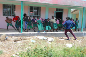 The Water Project: Ebukhayi Primary School -  Lean