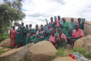 The Water Project: Mwichina Primary School -  Training Complete