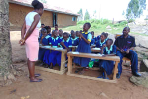 The Water Project: Mukama Primary School -  A Student Shares Her Answer